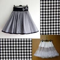 2778229787c Pepito sukně + objemnější bílá spodnička empty